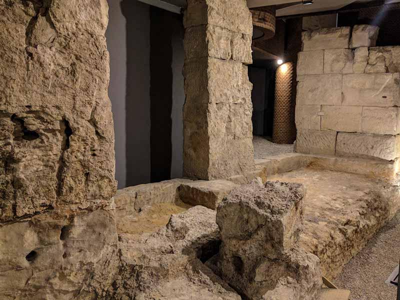 Museo del Puerto Fluvial romano de Caesaraugusta