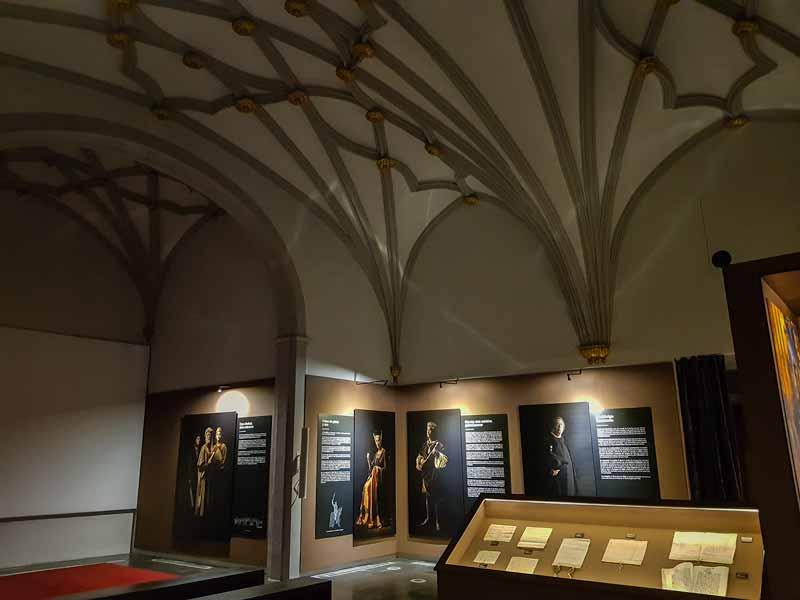 Sala 4: Capilla de Hernando de Aragón - Alma Mater Museum - Zaragoza