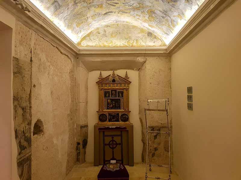 Oratorio renacentista del Alma Mater Museum - Zaragoza