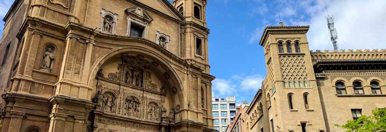 Iglesia de Santa Engracia de Zaragoza