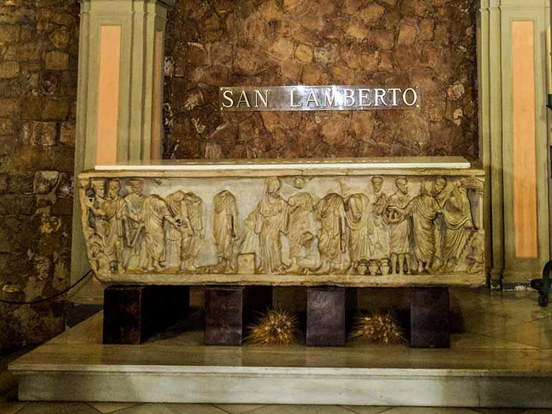 Sarcófago Trilogía Petrina