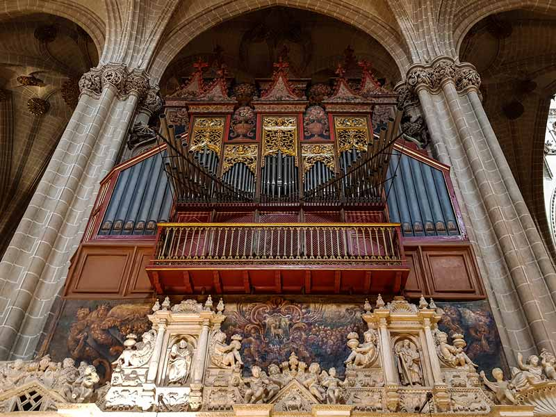 Órgano de la Catedral de la Seo - Zaragoza