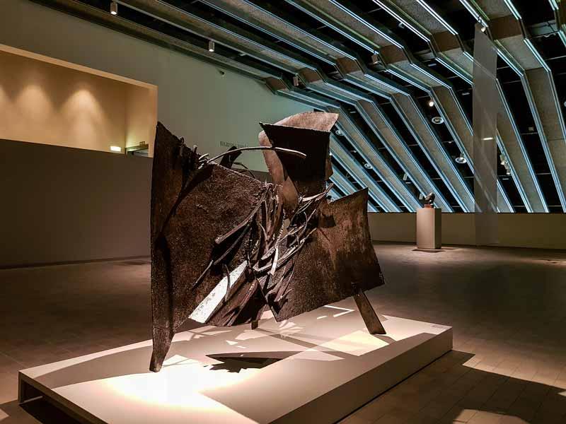 Escultura de Pablo Serrano