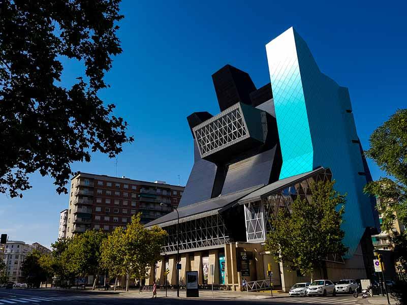 Museo Pablo Serrano - Zaragoza