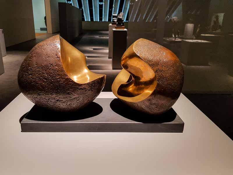 Geoda - Escultura de Pablo Serrano
