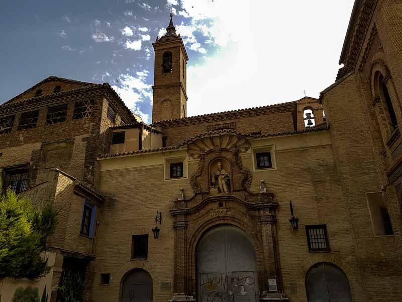 Iglesia de San Nicolás de Bari - Zaragoza