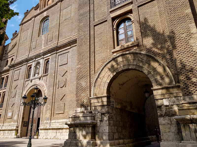 Arco San Ildefonso