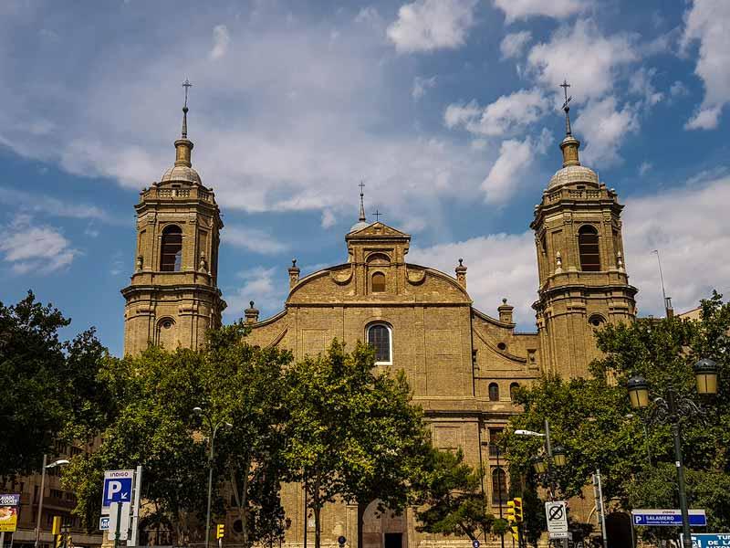 Iglesia de Santiago Zaragoza