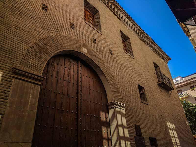 Casa de los Huarte