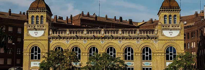 Antigua Fábrica de Chocolates y Cafés Orús