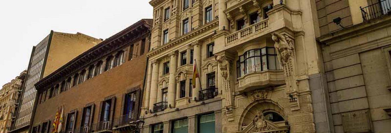 Antiguo Banco de Aragón