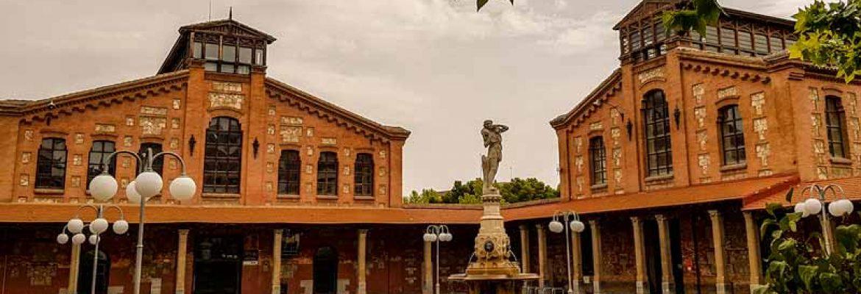 Antiguo Matadero Municipal de Zaragoza