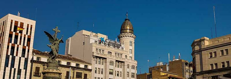 Edificio del Banco Zaragozano