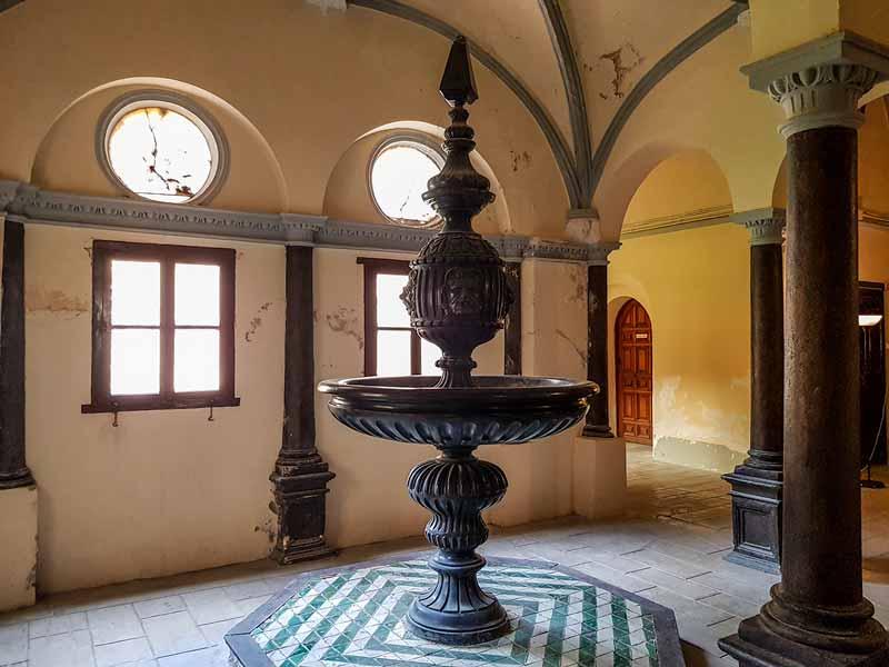 Claustrillo de la Cartuja del Aula Dei - Zaragoza