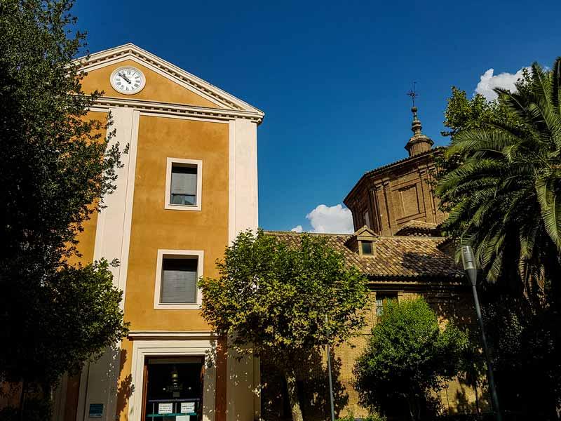 Iglesia y Hospital Provincial de Nuestra Señora de Gracia, Zaragoza