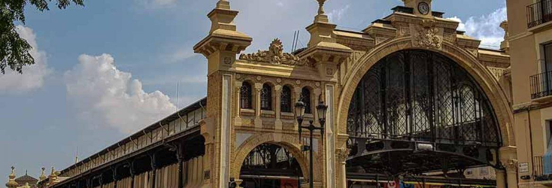 Mercado Central de Zaragoza
