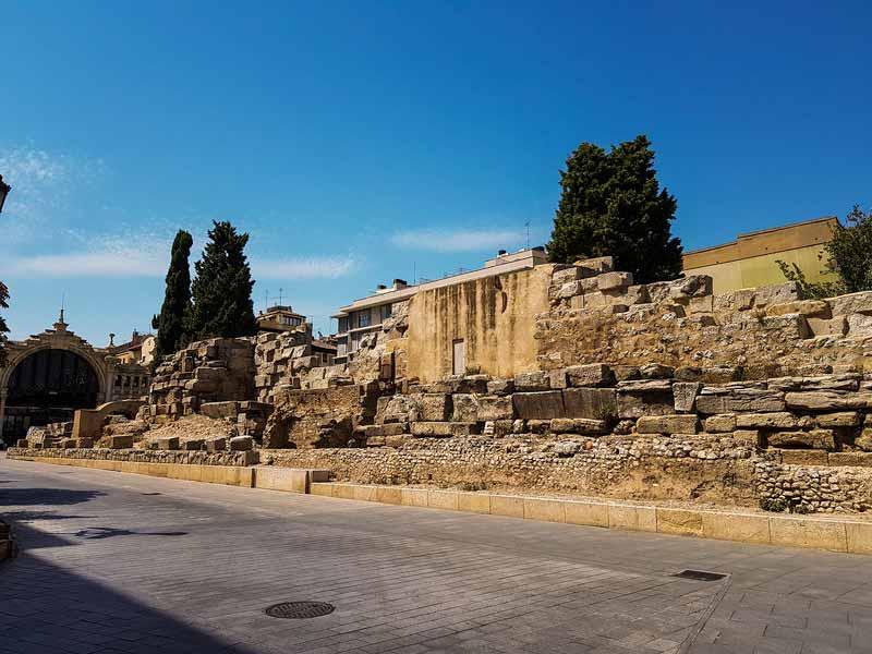 Murallas romanas de Caesaraugusta