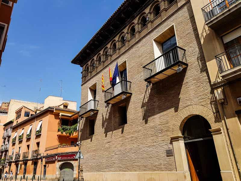 Palacio Armijo y Casa de Juan de Aragón