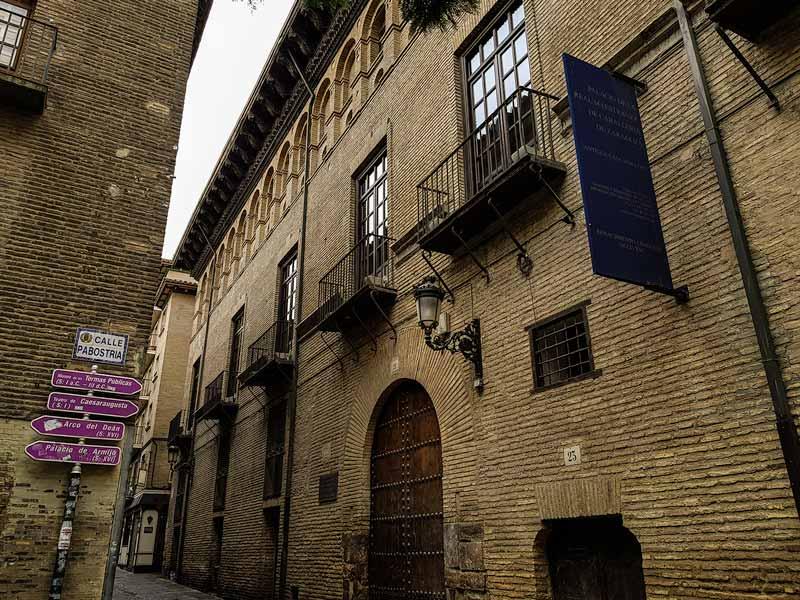 Monumentos de Zaragoza: Real Maestranza