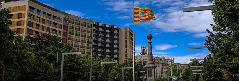 Plazas Aragón y Paraíso