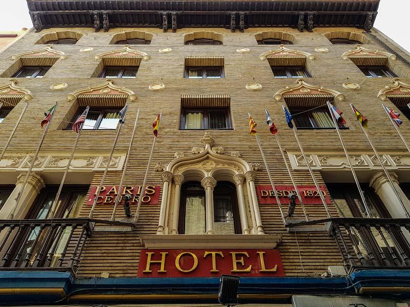 Antiguo Hotel San Blas - Zaragoza