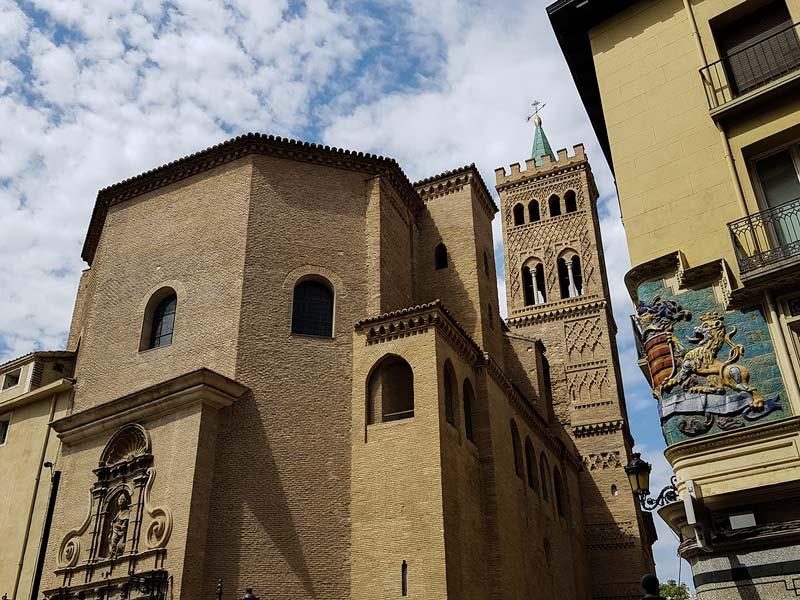Iglesia San Gil Abad - Zaragoza