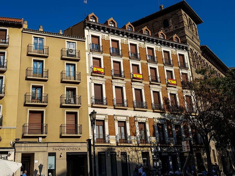 Casa Gorriz - Avenida Cesar Augusto 48 Zaragoza