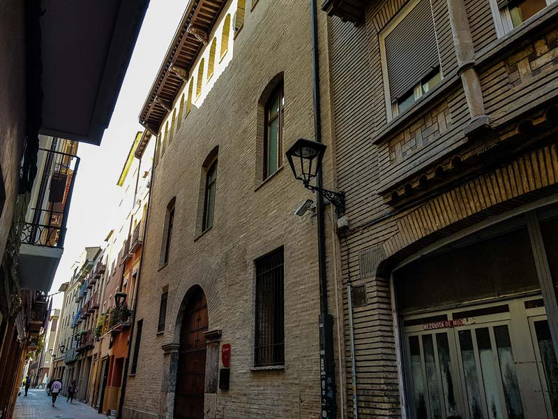 Casa Armas de Zaragoza