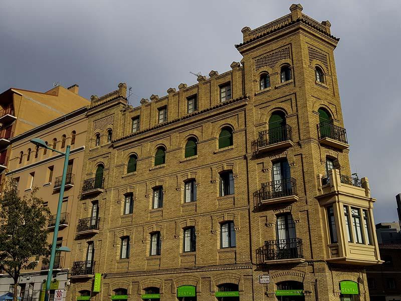 Casa Servera - Jesus 1 - Zaragoza