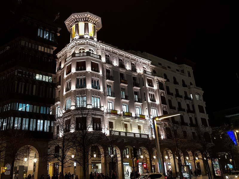 Edificio Heraldo de Aragón – Independencia 29 - Zaragoza