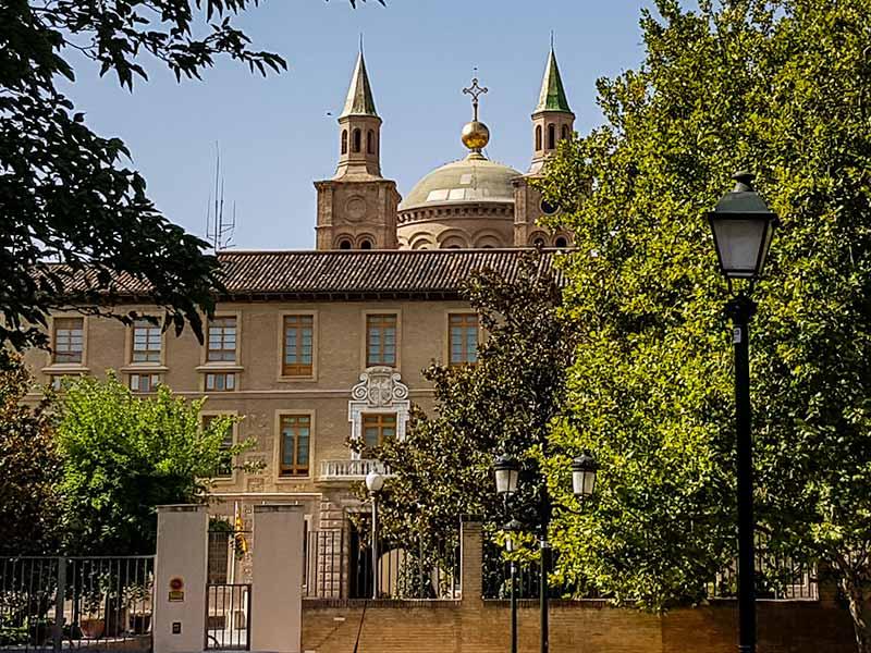 Edificio Pignatelli - Zaragoza