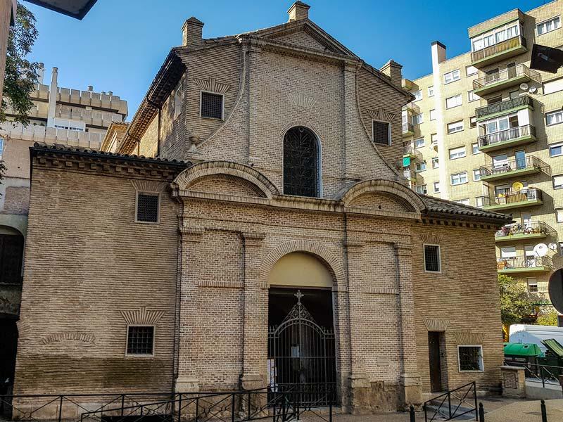 Iglesia de las Fecetas - Zaragoza