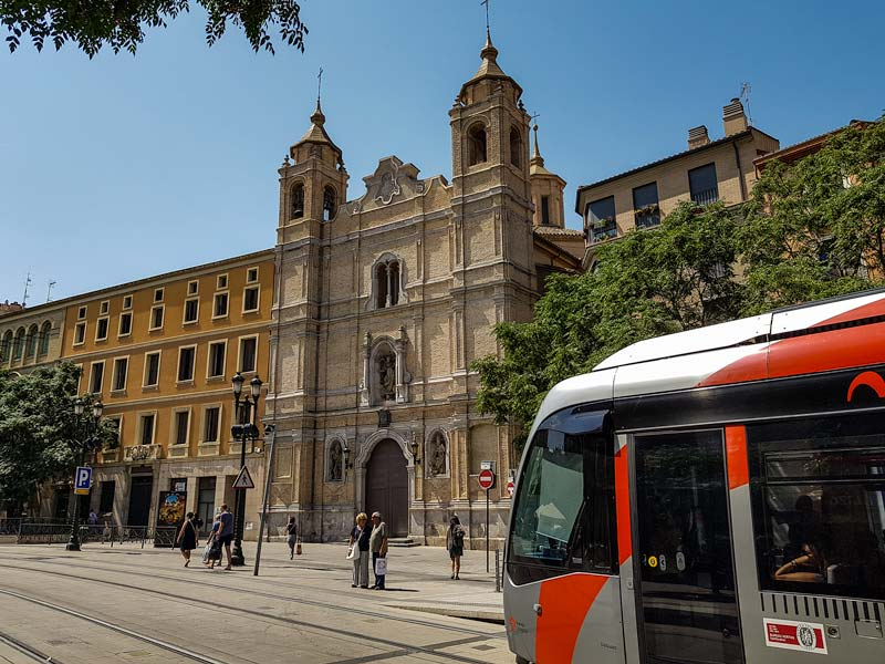 Iglesia Santo Tomás de Aquino - Boggiero 2 - Zaragoza