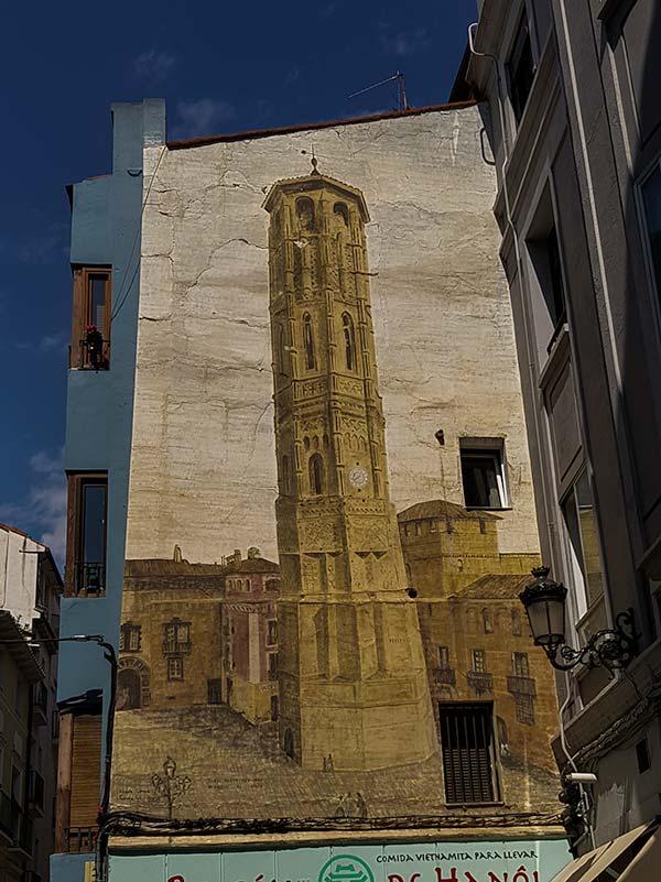 Mural de la Torre Nueva