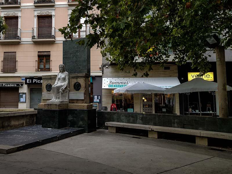 Plaza San Pedro Nolasco - Zaragoza