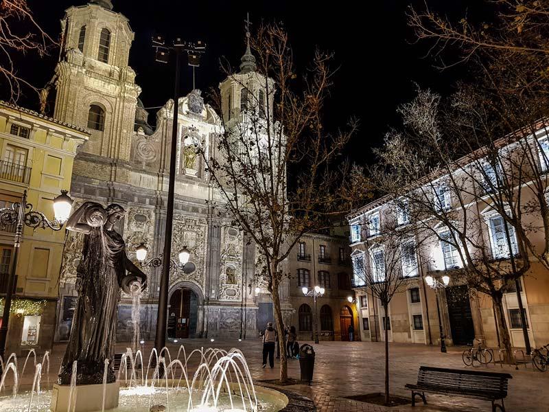 Plaza del Justicia - Zaragoza