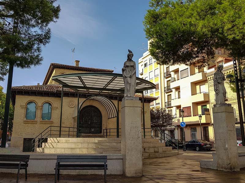 Teatro del Mercado - Zaragoza