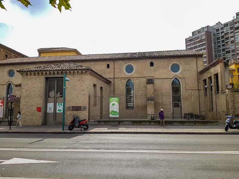 Convento Santo Domingo - Zaragoza