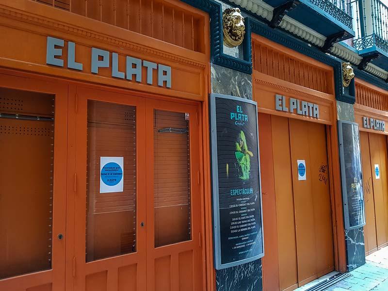 El Plata - Zaragoza
