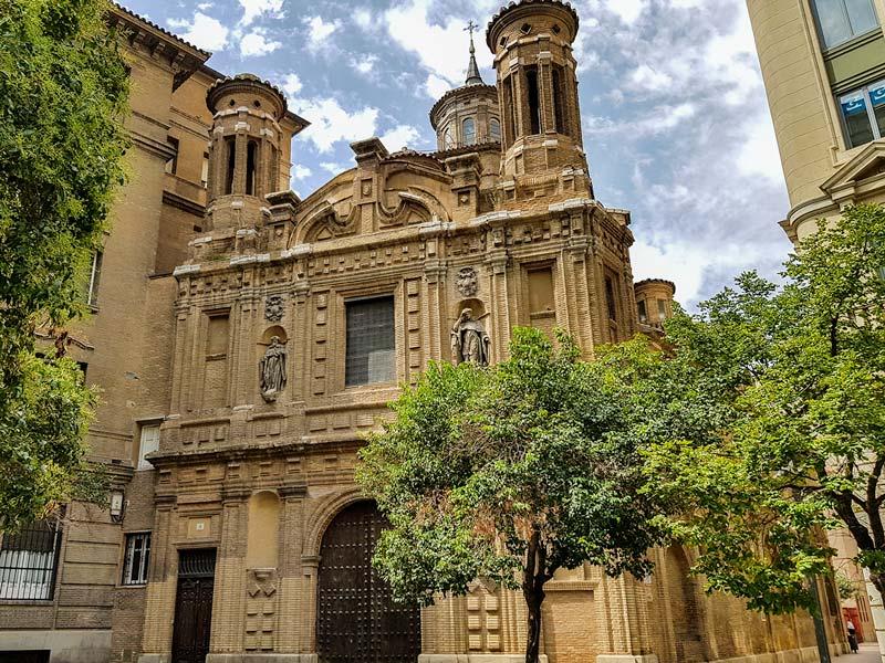 Iglesia de la Mantería - Zaragoza
