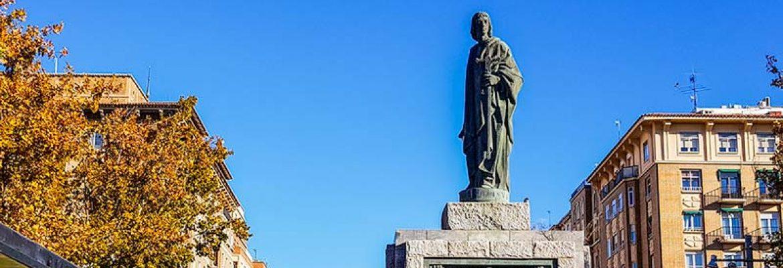Paseo Fernando el Católico