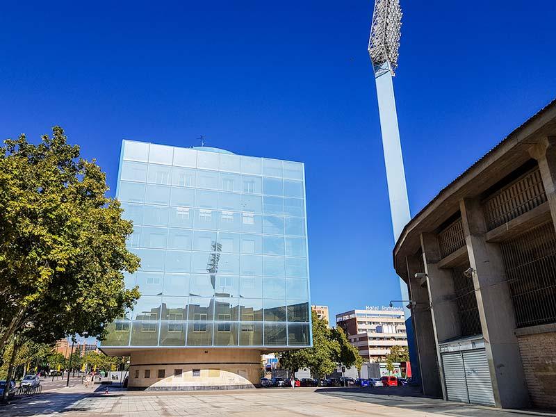 Oficina de Turismo de la Romareda - Zaragoza