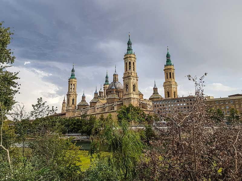 Basílica del Pilar - Macanaz - Zaragoza