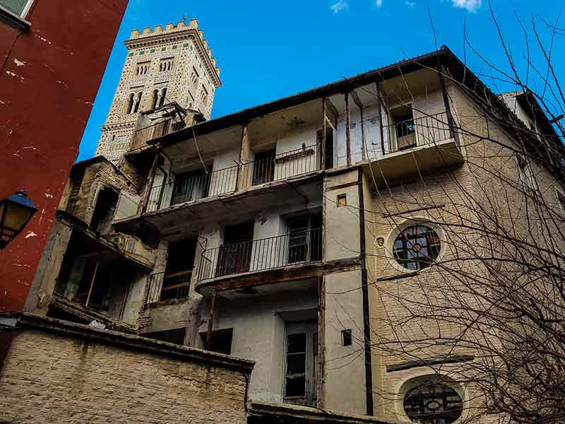 Calle San Cristóbal - Zaragoza