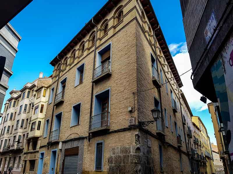 Casa Gurrea de Castro - Zaragoza