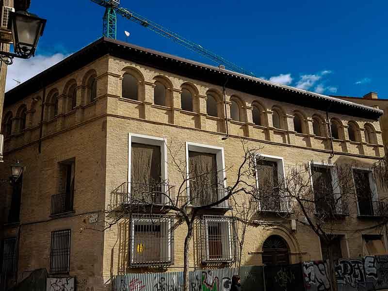 Casa Labalsa - Zaragoza