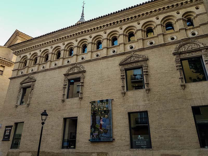 Casa de los Morlanes - Barrio de la Magdalena - Zaragoza