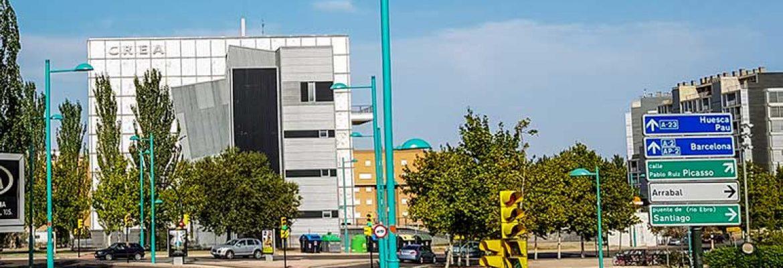 Edificio CREA Zaragoza
