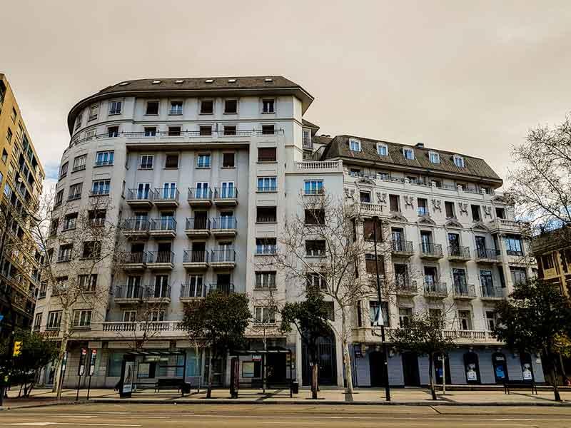 Edificio Gallardo - Ponzano 18 - Zaragoza