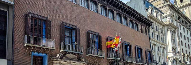 Palacio de Sástago